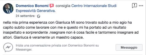 2 recensione Gianluca Testa espressività generativa domenico bonomi